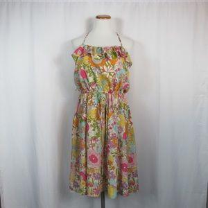 Liberty of London for Target floral halter dress